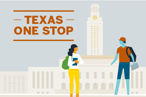 Texas One Stop illustration